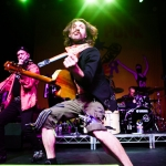Gogol Bordello with Crystal Antlers at Fonda Theatre - Photos - Oct 9. 2013