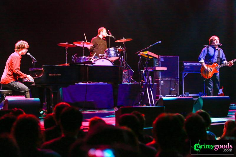 Ben Folds Five at the Wiltern Jan 26th 2013