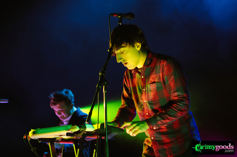 Grizzly Bear at The Greek Theatre - October 10, 2012