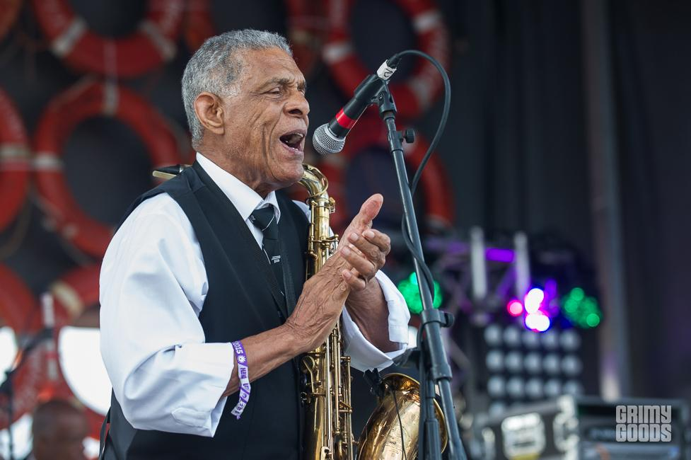 The Preservation Hall Jazz Band hangout fest 2015 photos