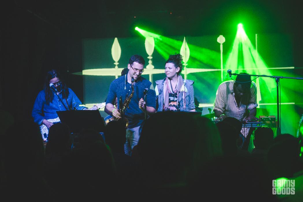 Sinkane band photos