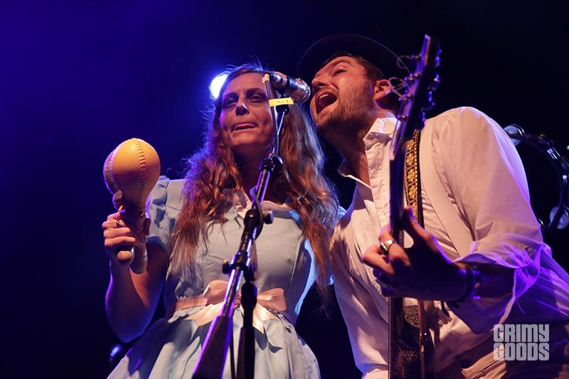 He's My Brother She's My Sister at El Rey photo by Dominoe Farris-Gilbert