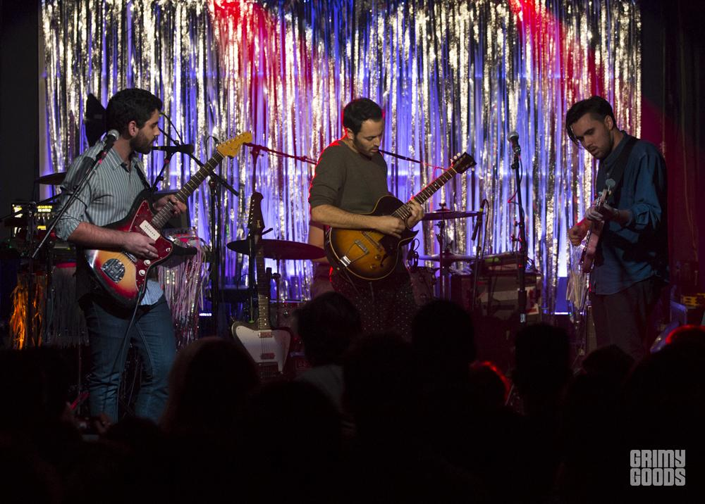 Travelers at the Echo, photo by Wes Marsala