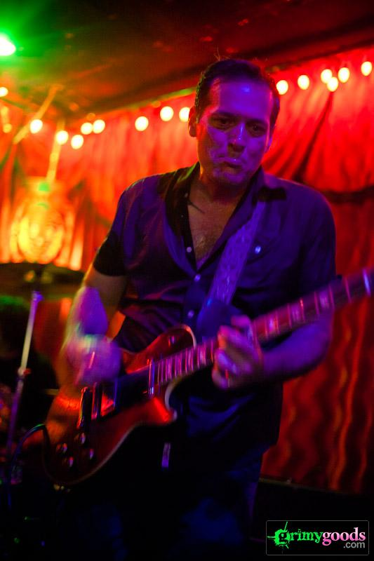 Hot Snakes with Spider Fever and Beehive & the Barracudas at Alex\'s Bar- Photos- Apr.5, 2012