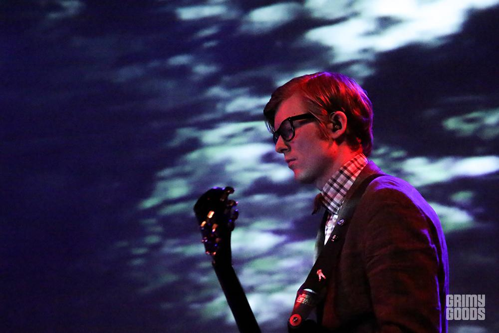 Public Service Broadcasting photo by Dominoe Farris-Gilbert