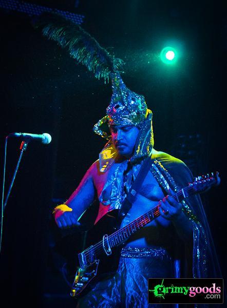 King Khan BBQ Show photos review Troubadour