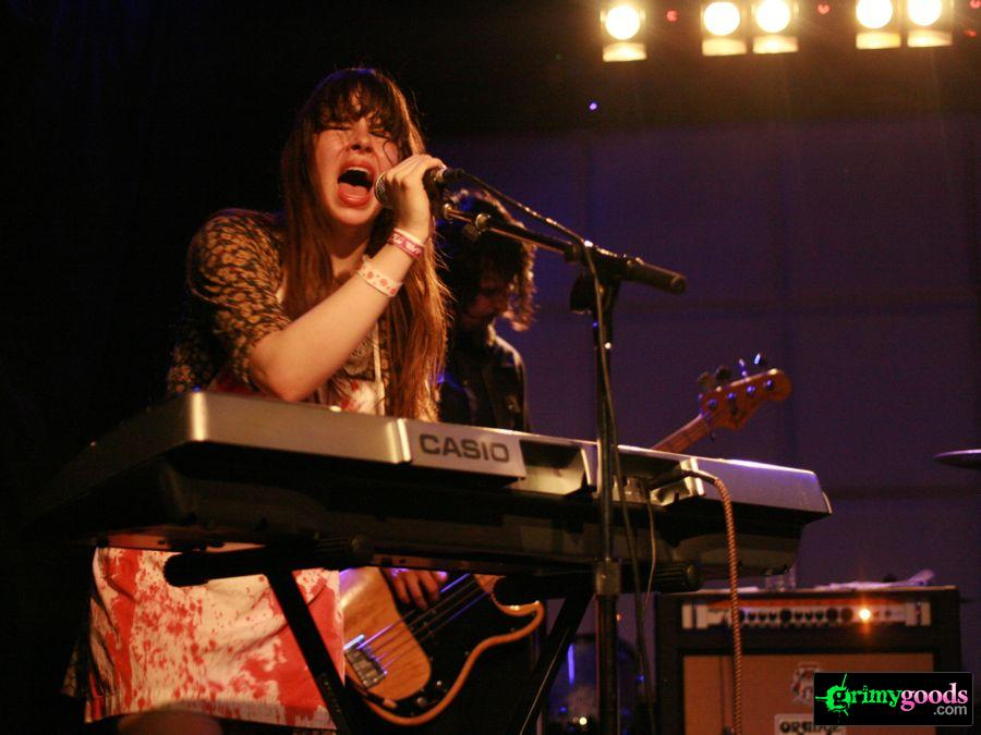 Le Butcherettes Photos at the Echo on March 11