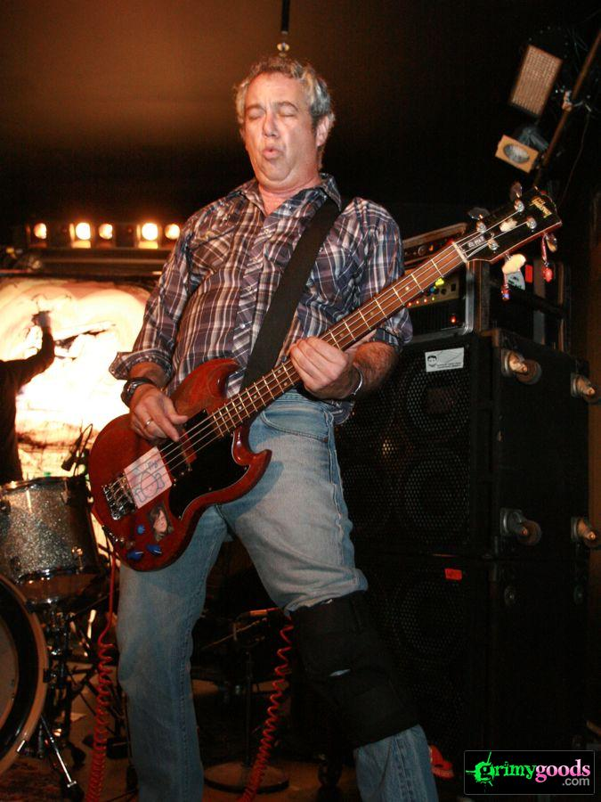 Mike Watt and The Missing Men Photos at the Echo on March 11
