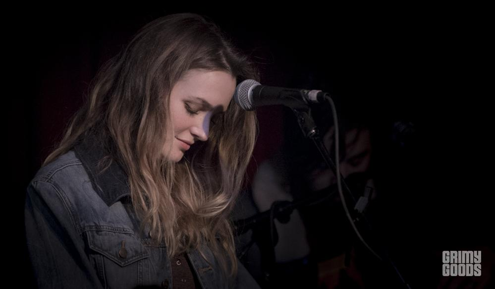 Leighton Meester, Hotel Cafe in Hollywood, Ca, photo by Wes Marsala