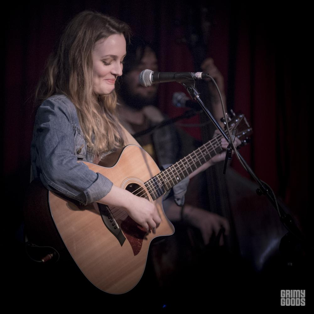 Leighton Meester, Hotel Cafe, Hollywood , Ca, photo by Wes Marsala