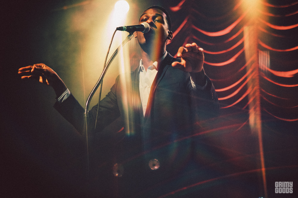 Leon Bridges live photos