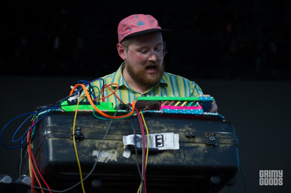 Dan Deacon life is beautiful