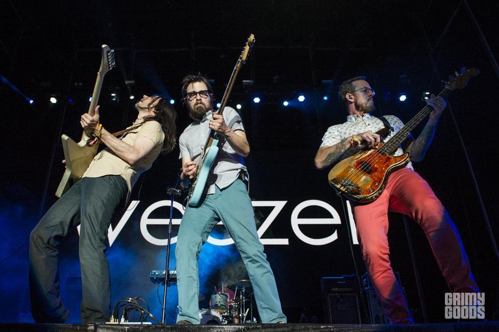 weezer live photos
