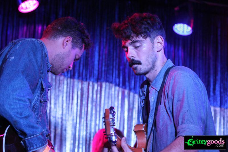 Local Natives at the Satellite Oct. 23, 2012