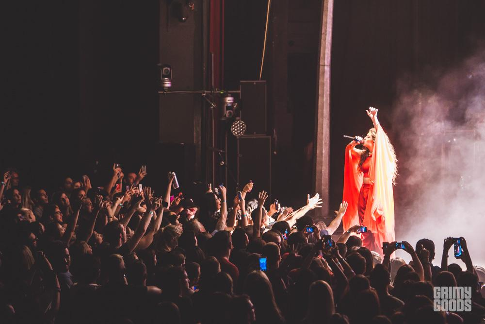 lorde greek theatre photos