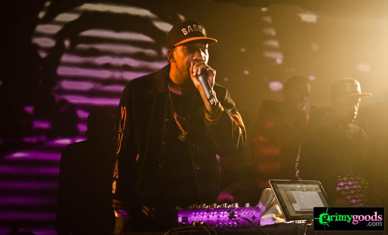 Mellowhype and Trash Talk with Rotting Out and Antwon at the Echoplex 12/18/12