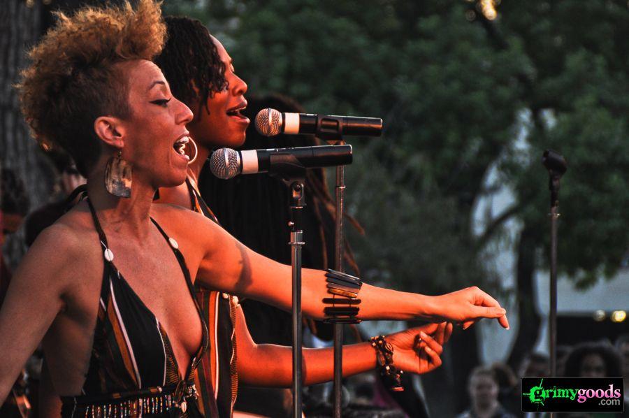Rocky Dawuni and the AFroFunke' Sound System
