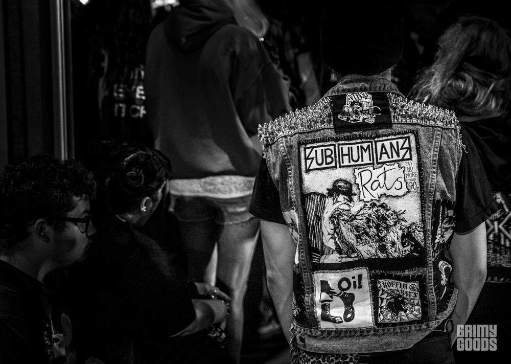 Punk Rock, photo by Wes Marsala