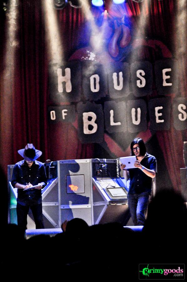 Nortec Collective Presents: Bostich Fussible at the music box photos