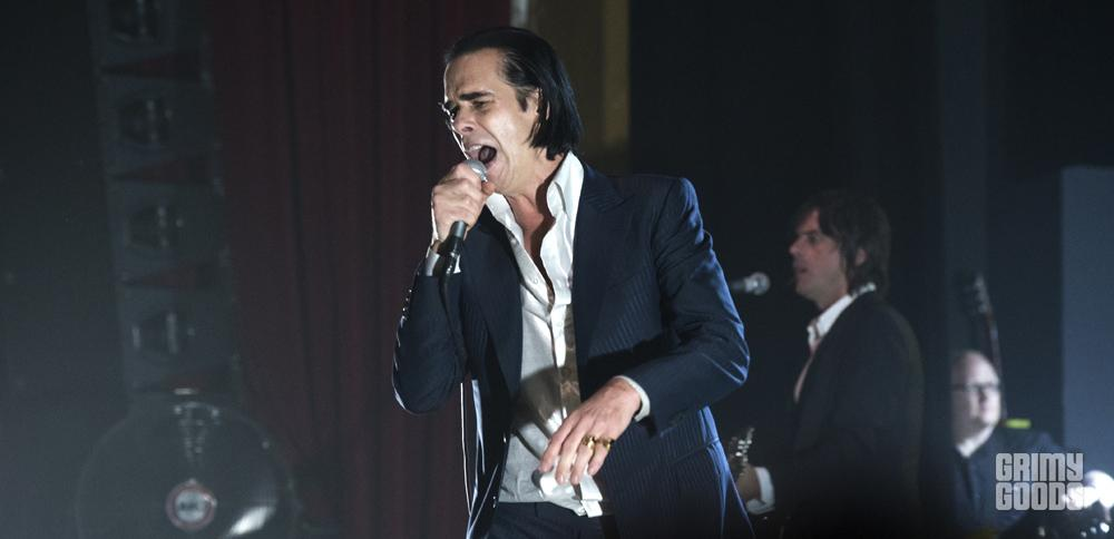 Nick cave ace theatre photos
