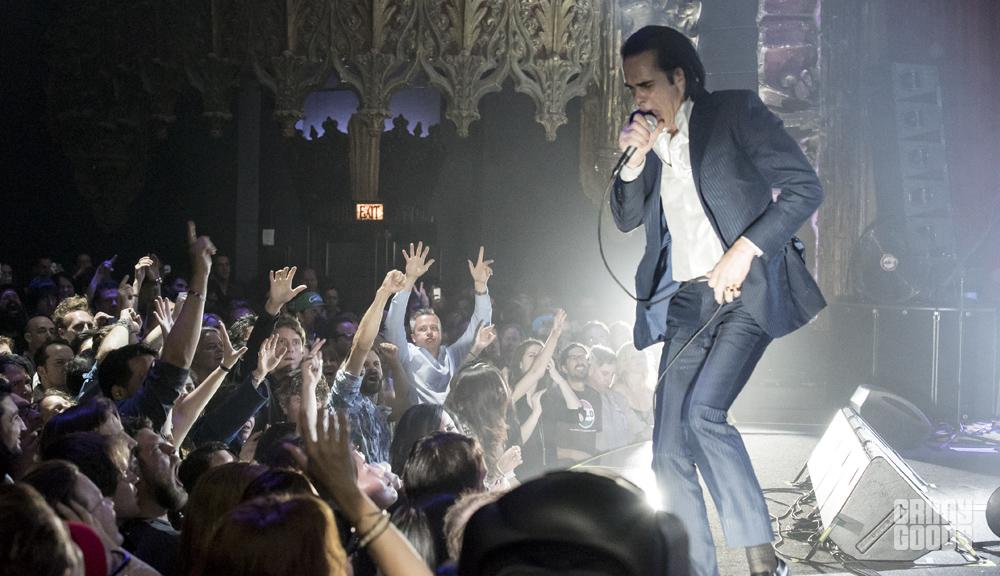 Nick Cave & The Bad Seeds at The Theatre At Ace