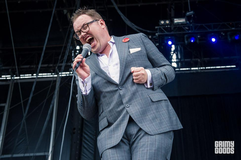 St. Paul and the Broken Bones outside lands