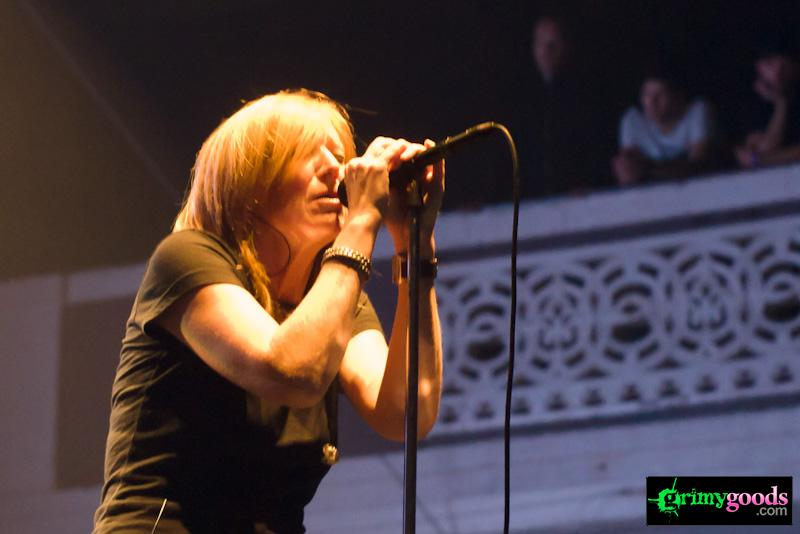 Portishead at the Shrine Photos