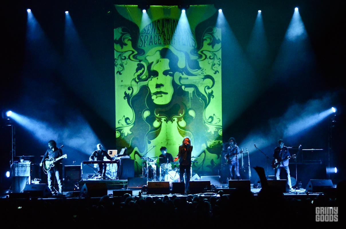 Photos Robert Plant and the Sensational Space Shifters