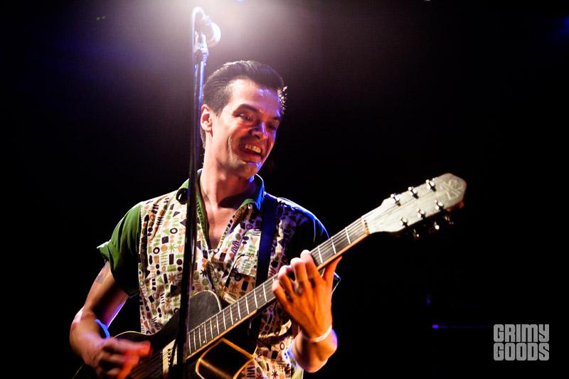 Rocket From The Crypt with Dan Sartain at the Echoplex - Photos - March 29, 2014