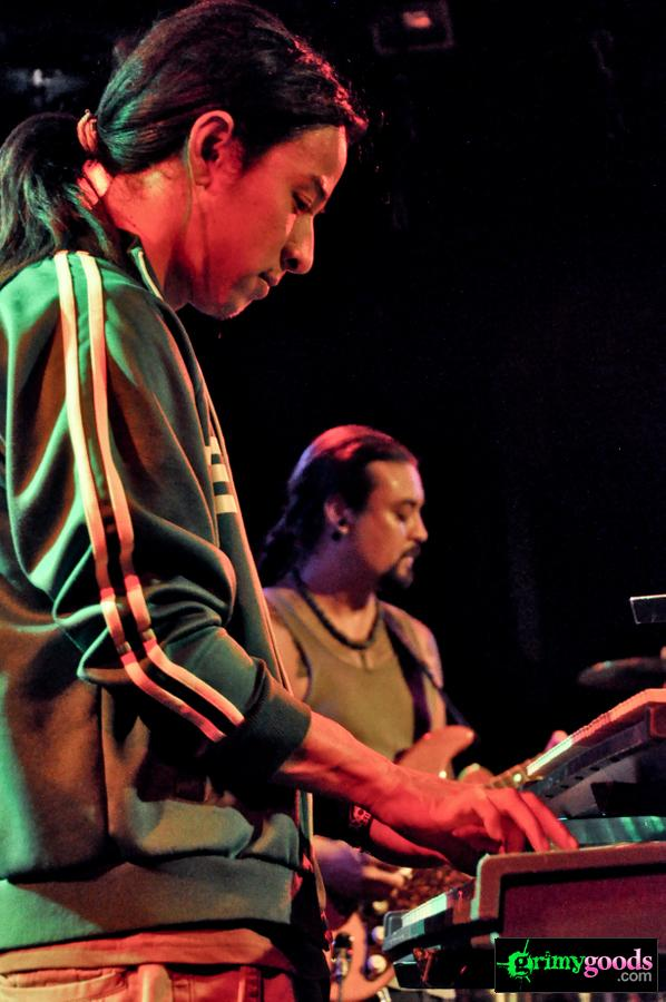 Quinto Sol at the Roxy