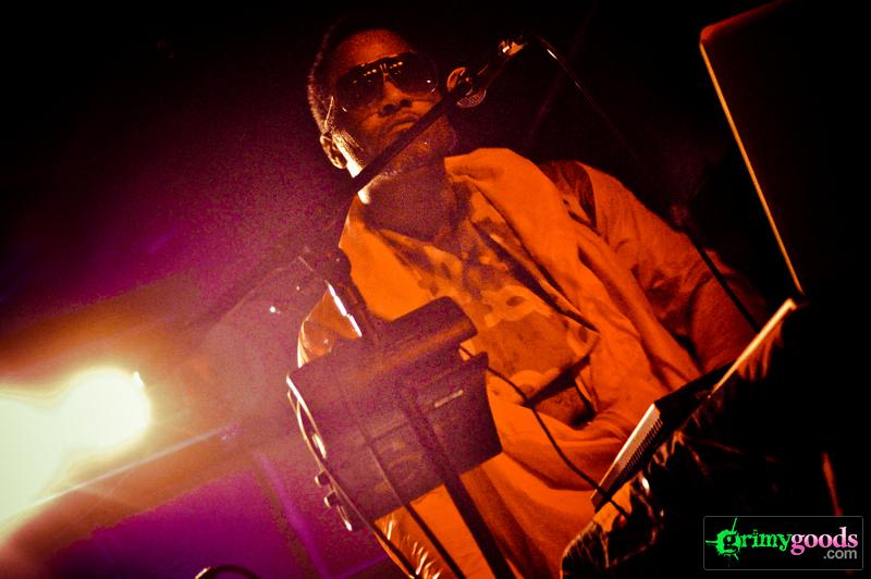 Shabazz Palaces at the Echo Photos-15