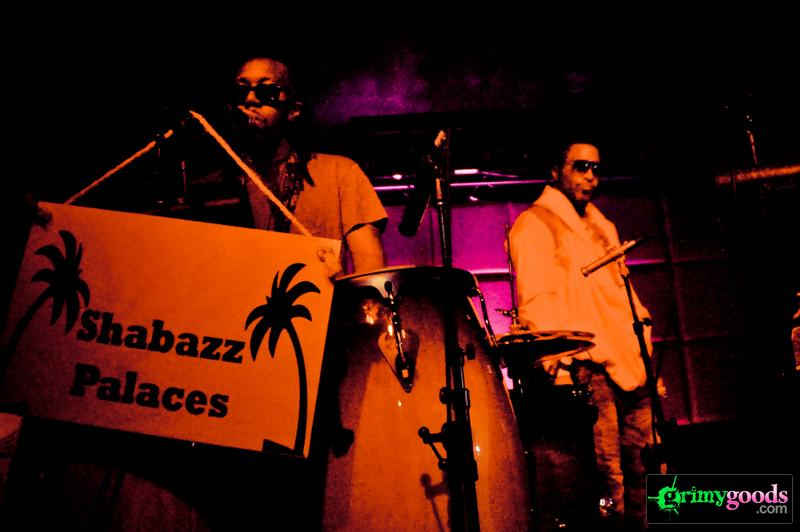 Shabazz Palaces at the Echo Photos-17