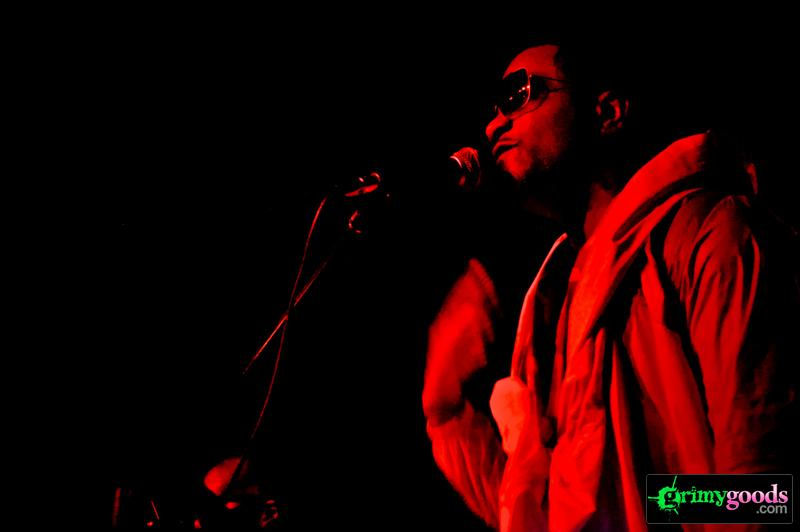 Shabazz Palaces at the Echo Photos