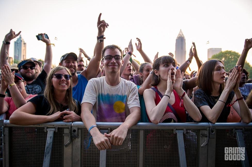 Shaky Knees Festival 2015 photos