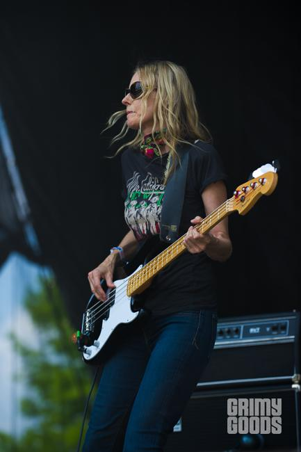 Aimee Mann (The Both) Shaky Knees Festival 2015 photos