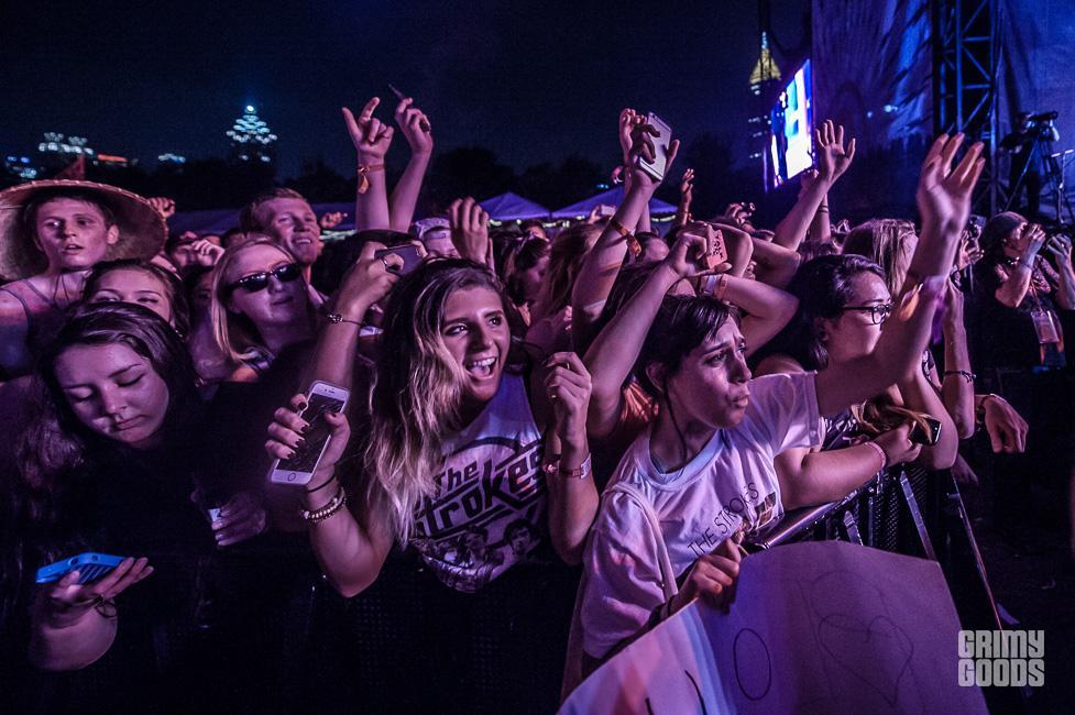 Shaky Knees fest photos