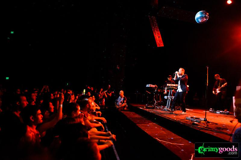 Stars with Diamond Rings and Califonia Wives At The Mayan Theater - Photos- October, 18, 2012