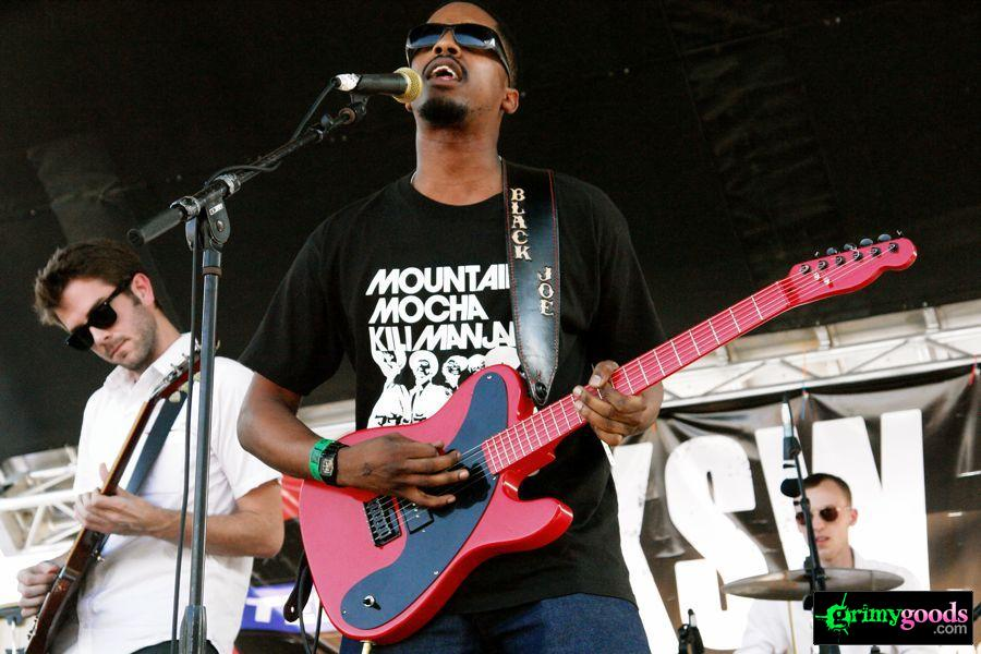 Black Joe Lewis photos at SXSW 2011