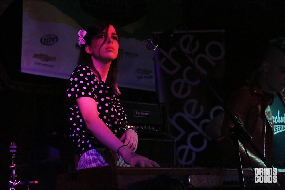sxsw bands photos La Femme