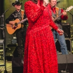 Loretta Lynn BBC Showcase shot by Maggie Boyd