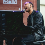 John Legend at AXE Collective + Crew Powered by Spin shot by Maggie Boyd