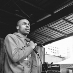Vince Staples at Pitch Fork Showcase by Maggie Boyd