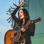 Kacey Musgraves at Spotify House shot by Maggie Boyd