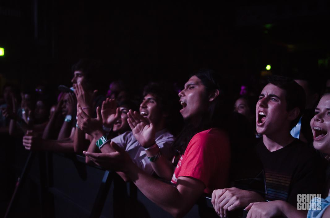 tame impala fox theater photos