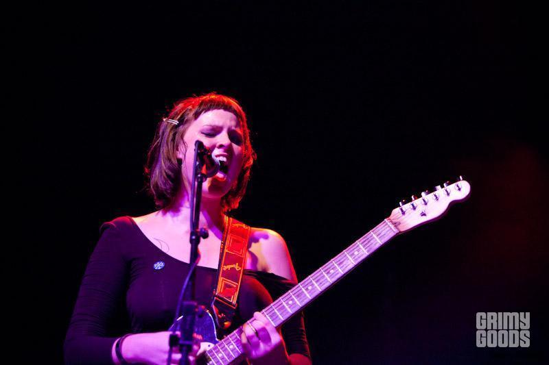 The Breeders with Tweens at El Rey Theatre - Photos - August 23,  2013