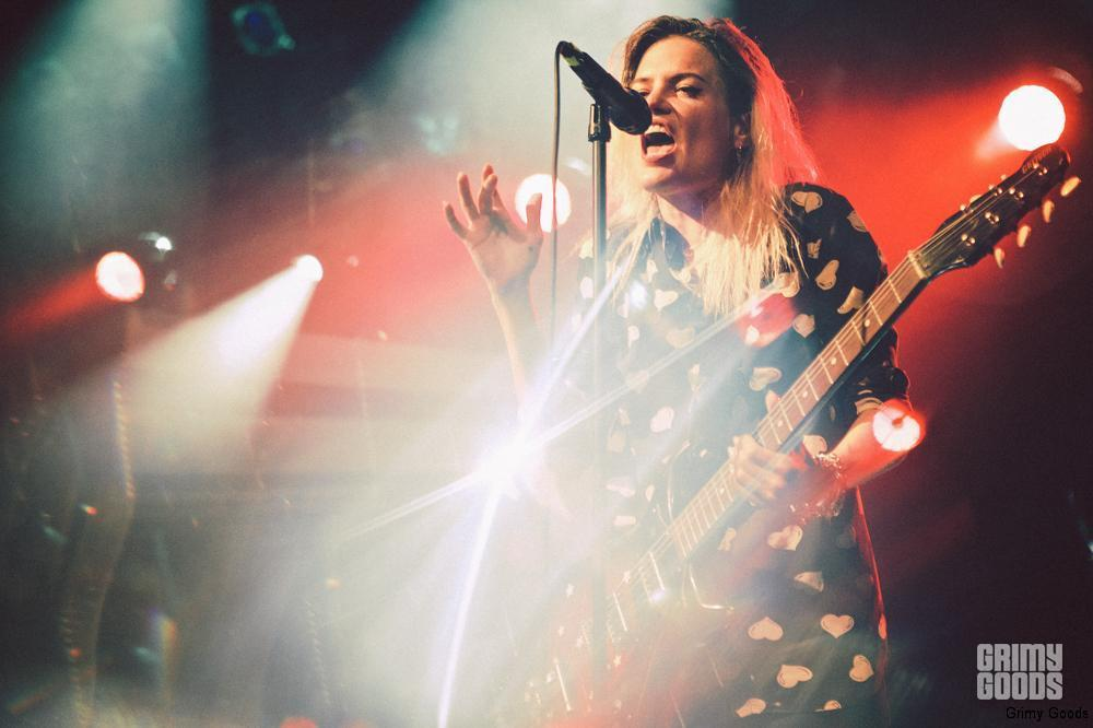 The Kills alison mosshart el rey theatre