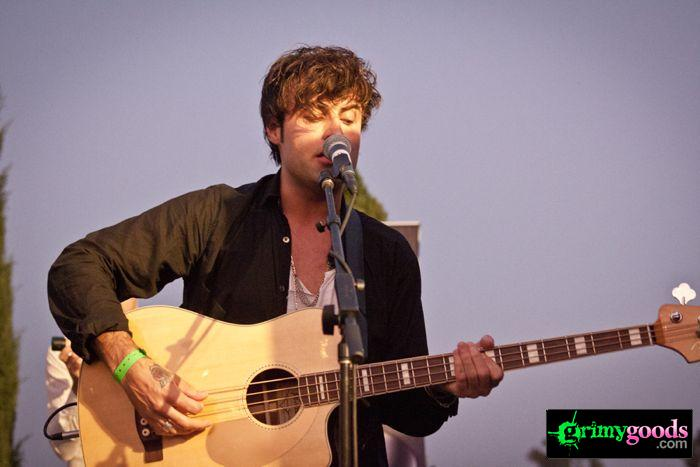 The Kooks at 98.7fm hollywood tower penthouse17