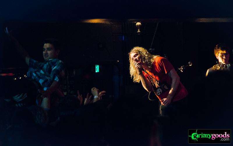The Orwells with Criminal Hygiene and Gap Dream