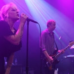 The Sounds at Belasco Theatre October 24, 2013