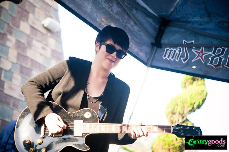 The XX at the 98.7 Penthouse - Photos- July 23, 2012